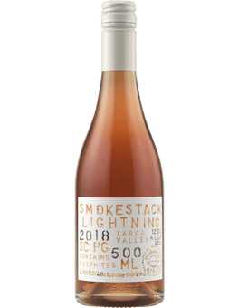 2018 Smokestack Lightning Pinot Gris 500ml