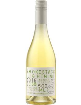 2018 Smokestack Lightning Sauvignon Blanc 500ml