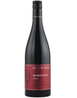 2018 Sons of Eden Marschall Shiraz