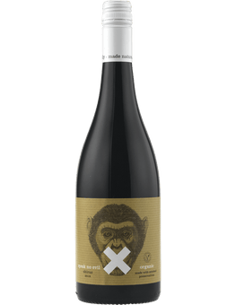2018 Speak No Evil Organic Shiraz