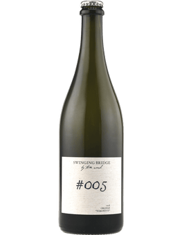2018 Swinging Bridge #005 Pet Nat Riesling