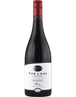 2018 The Lane Block 5 Shiraz