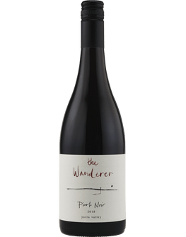 2018 The Wanderer White Label Pinot Noir