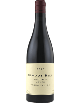 2018 Timo Mayer Bloody Hill Pinot Noir