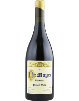 2018 Timo Mayer Remstal Pinot Noir