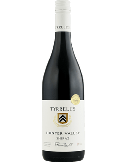 2018 Tyrrell's Hunter Valley Shiraz