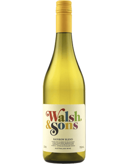 2018 Walsh & Sons Rainbow White