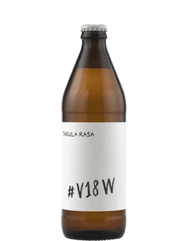 2018 Wild & Wilder Tabula Rasa White 500ml