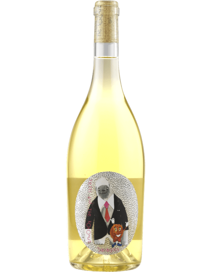 2018 Yetti and the Kokonut Beach Savagnin