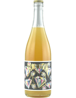 2019 Brave New Wine Glitter Us Petillant Naturel