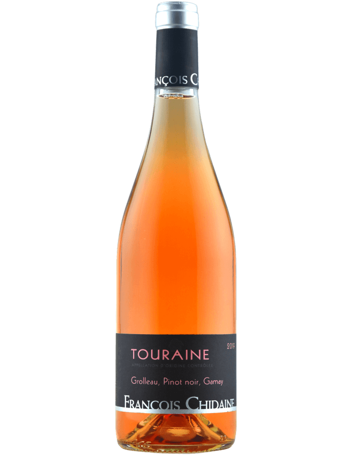 2019 Francois Chidaine Touraine Rose