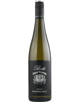 2019 Best's Great Western Riesling