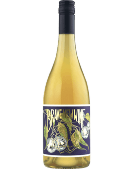2019 Brave New Wine Gewurlitzer Riesling on Gewurz Skins