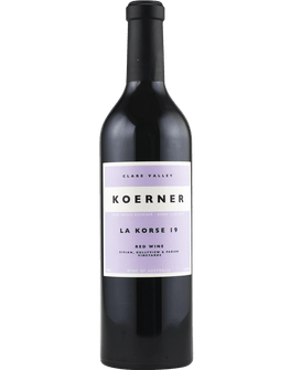 2019 Koerner La Korse Red Wine