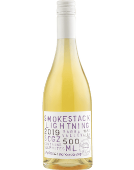 2019 Smokestack Lightning Gewurztraminer 500ml