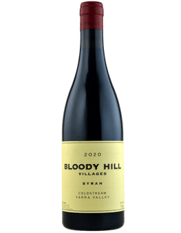 2020 Bloody Hill Villages Coldstream Syrah