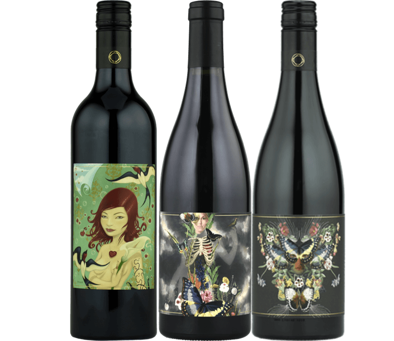 Adelina Show-Stopping Reds Three Pack