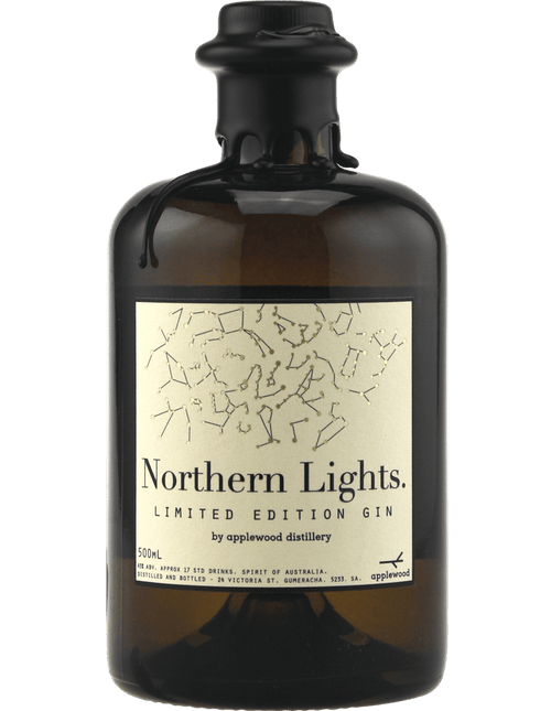Applewood Northern Lights Gin 500ml
