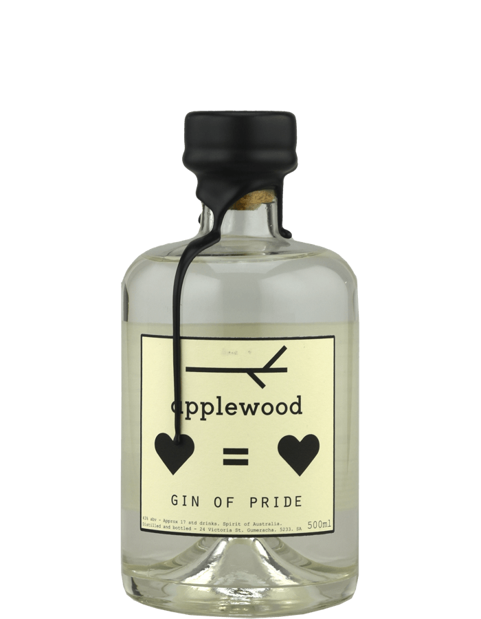 Applewood 'Seven Deadly Gins' Pt.1 Gin of Pride