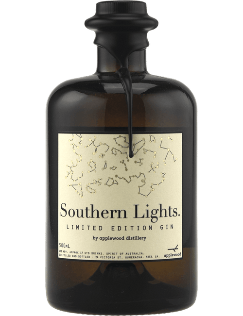 Applewood Southern Lights Gin 500ml