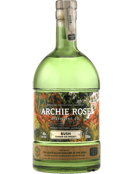 Archie Rose Summer Gin Project: Bush