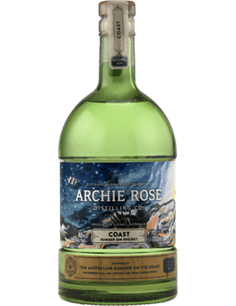 Archie Rose Summer Gin Project: Coast