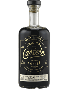 Carter's Original Coffee Liqueur