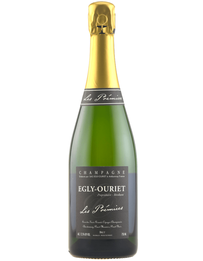 Champagne Egly-Ouriet Brut Les Premices