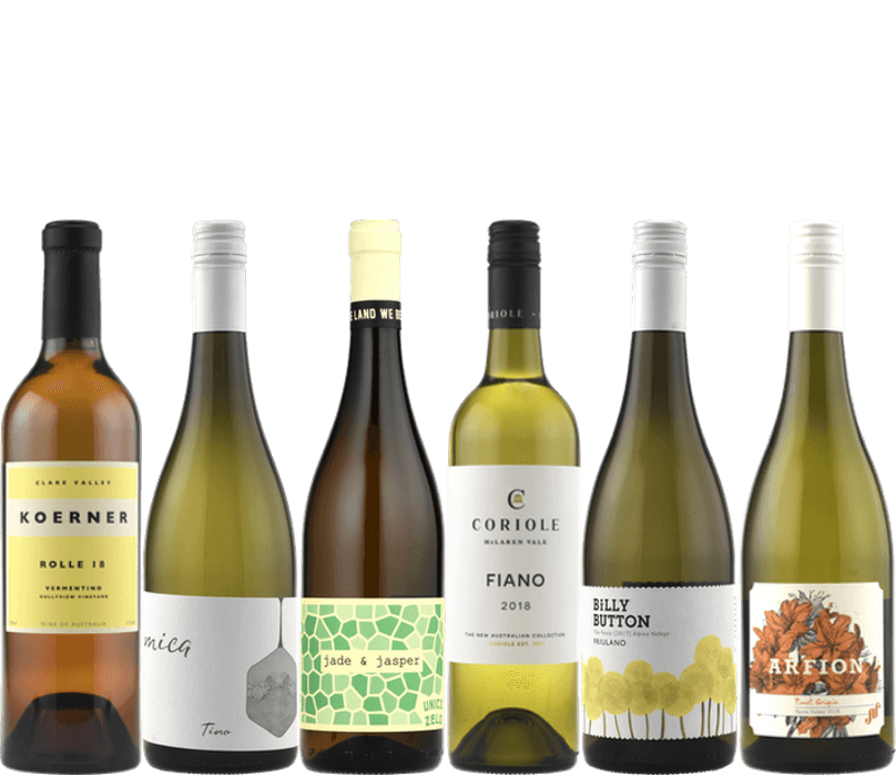 Discover Italian White Varieties Pack