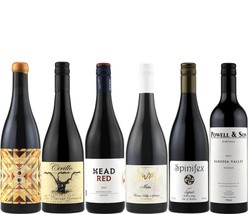 Discover Modern Barossa Pack