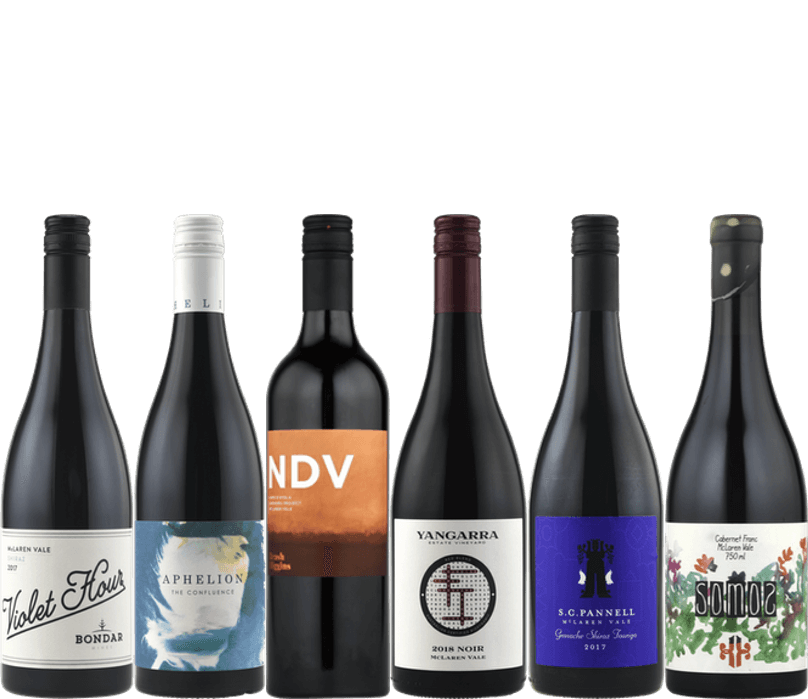 Discover Modern McLaren Vale Reds Pack