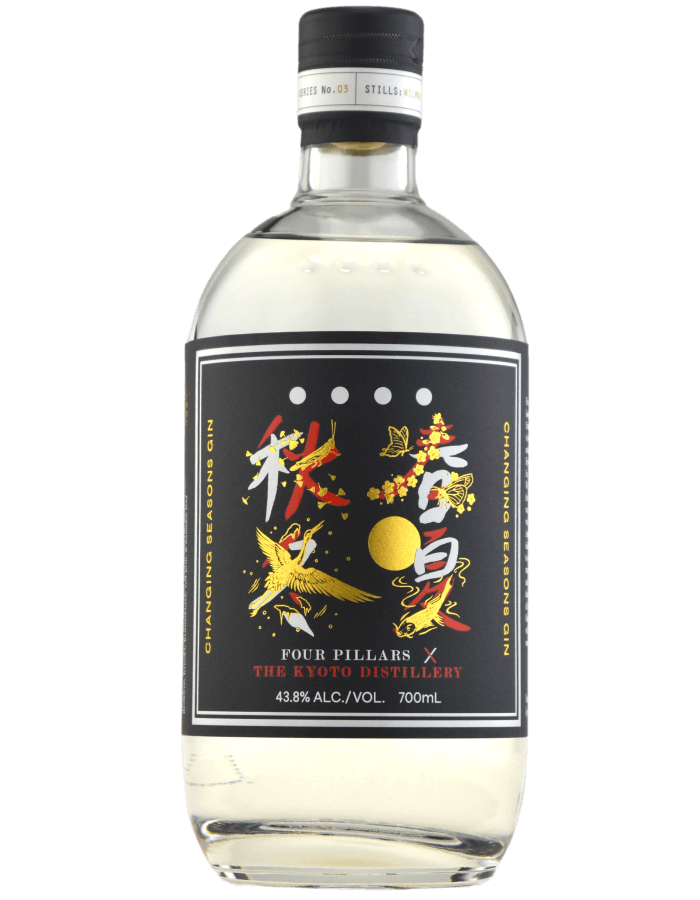 Four Pillars Changing Seasons Gin 700ml