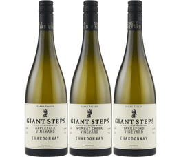 Giant Steps 2019 Single Vineyard Chardonnay Pack