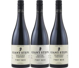 Giant Steps 2019 Single Vineyard Pinot Noir Pack