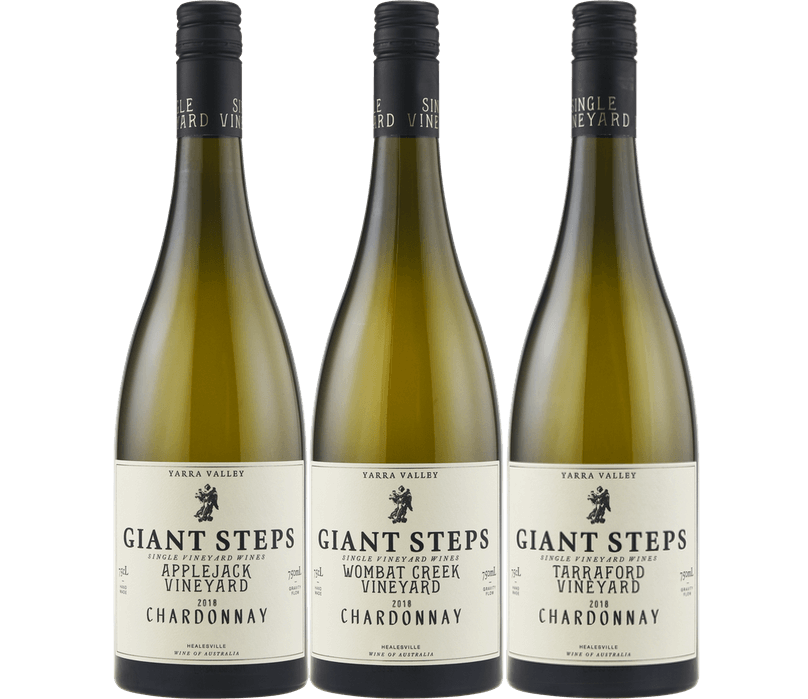 Giant Steps 2018 Single Vineyard Chardonnay Pack