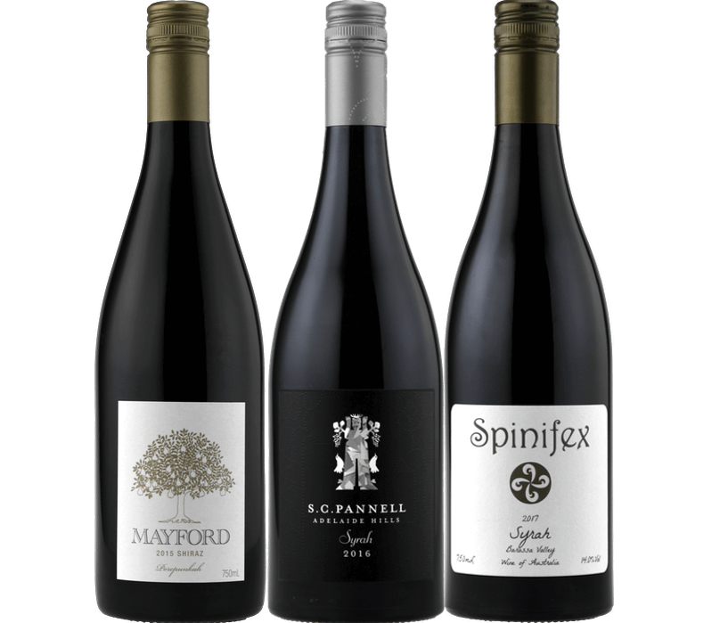 Halliday Shiraz Stars Three Pack