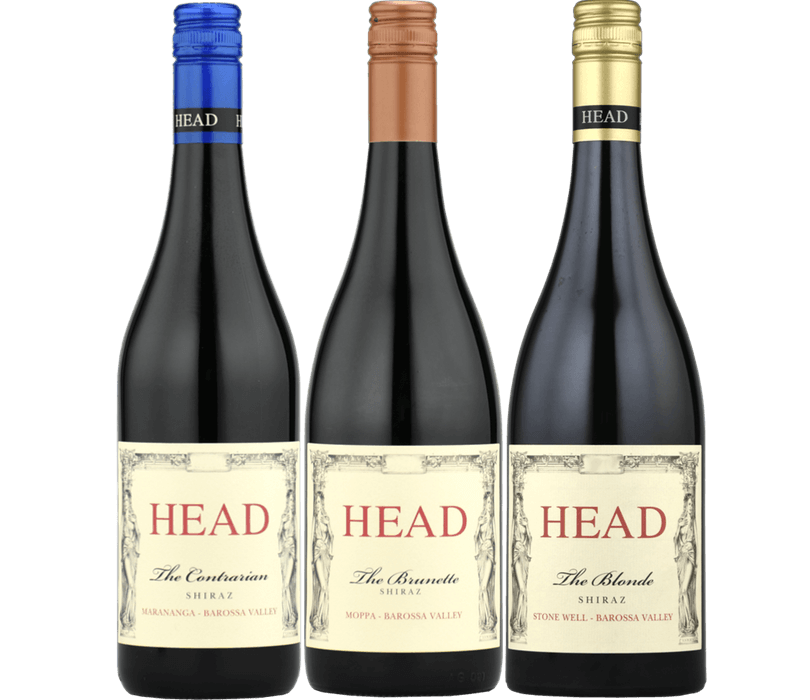 Head Wines Barossa Shiraz Masterclass Pack