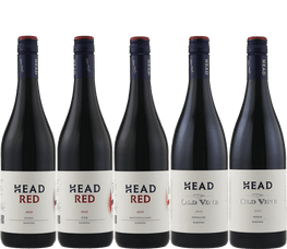 Head Wines Red Masterclass Pack