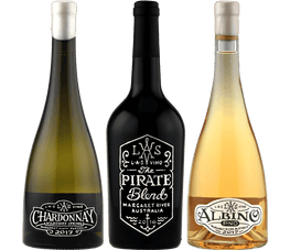 The L.A.S. Vino Experience Three Pack