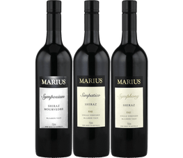 Marvellous Marius Masterclass Three Pack