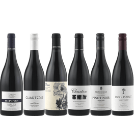 New Zealand Pinot Noir Collectors Pack