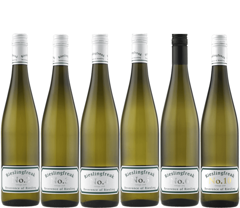 Rieslingfreak Masterclass Mixed Pack