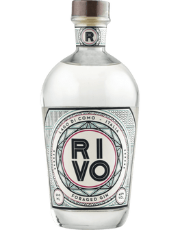 Rivo Lake Como Foraged Gin
