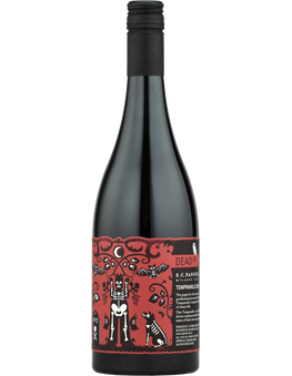 2017 S.C. Pannell Dead End Tempranillo