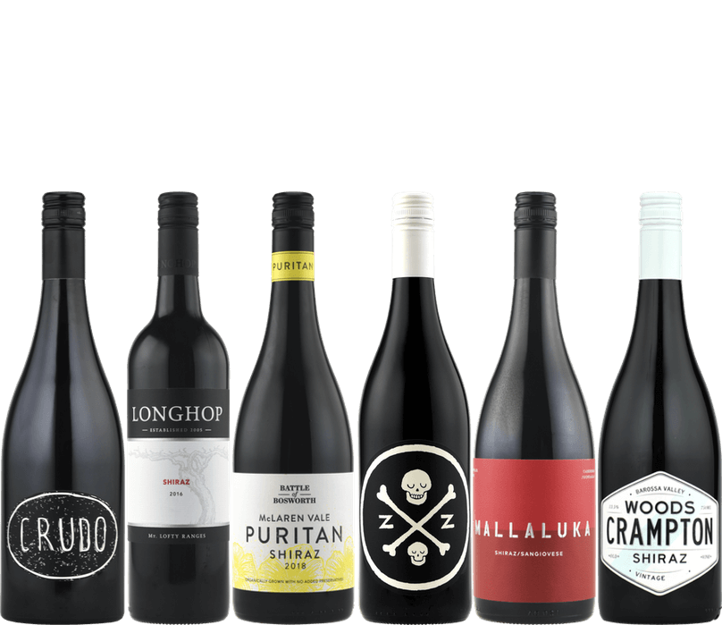Super Shiraz Bargains Pack