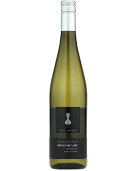 2017 The Pawn The Austrian Attack Grüner Veltliner