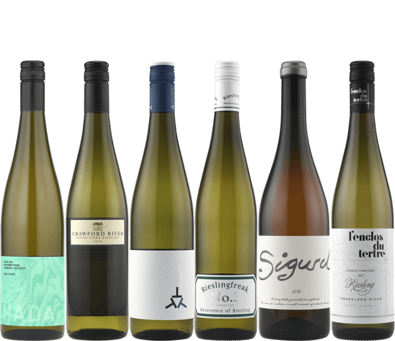 The Riesling Tour of Australia Tasting Pack