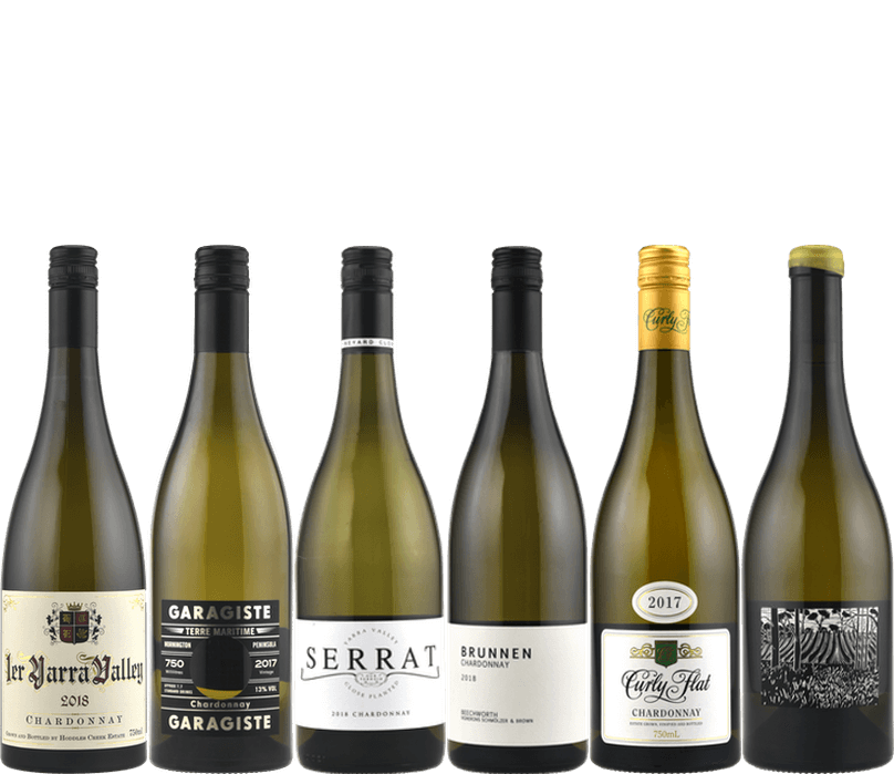 Very Very Good Victorian Chardonnay Pack