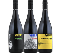 Whistler Barossa Red Tasting Pack