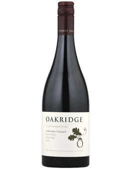 2016 Oakridge Local Vineyard Series Willowlake Pinot Noir